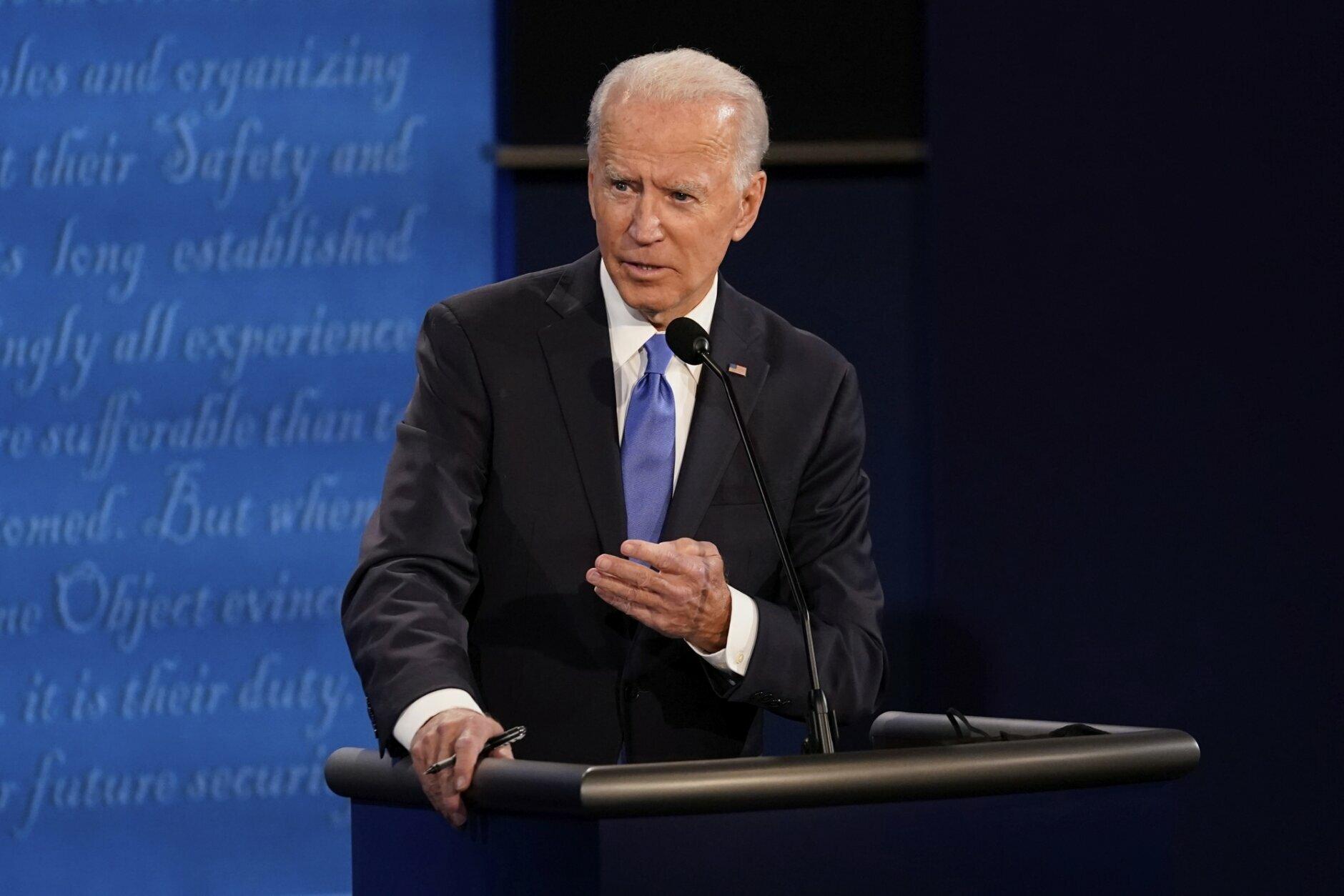 US Election Polls : Biden Leads Trump in Four Key States