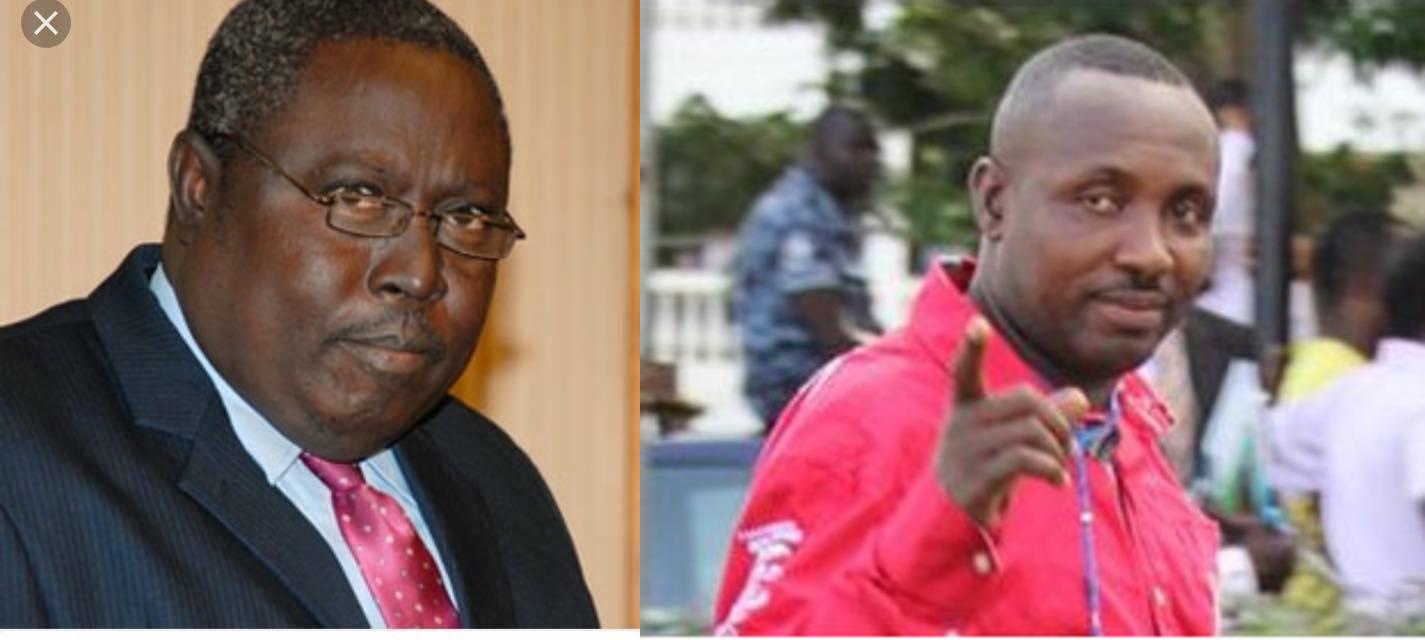 "There's no sense in your threat"" ……John Boadu blasts Martin Amidu"