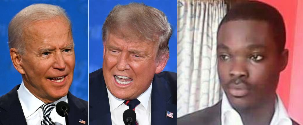 US Presidential Elections :  …..Black Sun Predicts 54% Victory for Trump  As a devine order to end Gayism