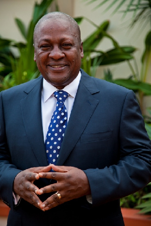 John Mahama is destroying his global standing – Akwetey