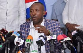 NPP condemns NDC Protest against 2020 presidential election results