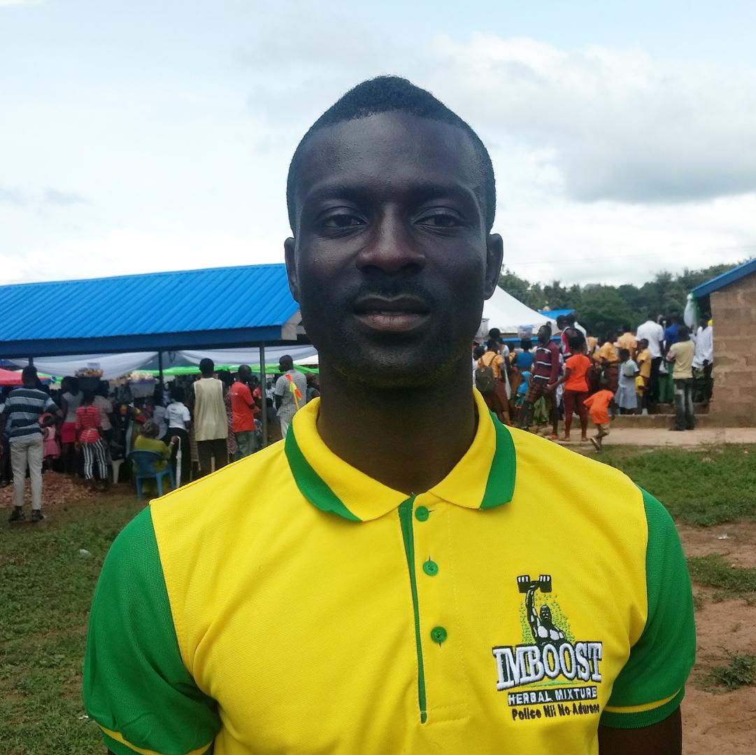 Developmental Challenges In Biakoye District …… Sharp Herbs Supports Tapa Community